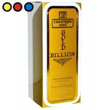 perfume fanatique paris gold billion