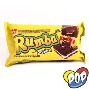 rumbas galletitas