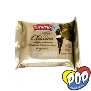 terrabusi alfajor chocolate