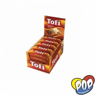 tofi chocolate leche con dulce de leche