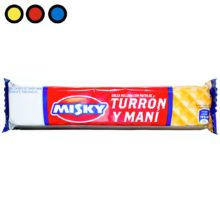 turron misky por mayor