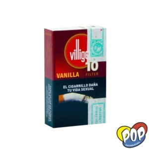 villiger pocket vainilla filter cigarros