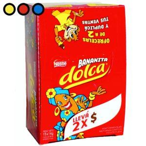 bananita dolca 14gr venta mayorista