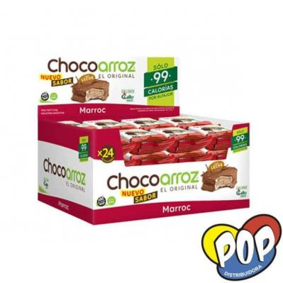 chocoarroz alfajor marroc gallo 24u