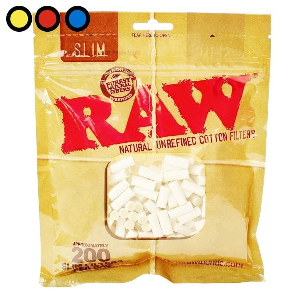 filtros raw slim precio