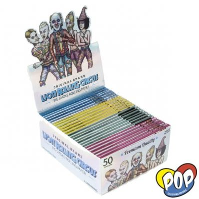 papel lion rolling circus silver king size precios online