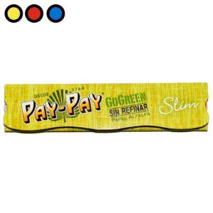 papel pay pay go green precio mayorista