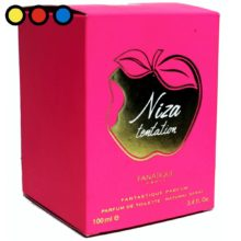 perfume fanatique paris niza temptation venta online