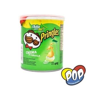 pringles papas fritas crema y cebolla 40gr