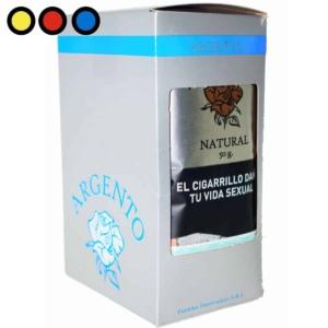tabaco argento natural pipa precio por mayor