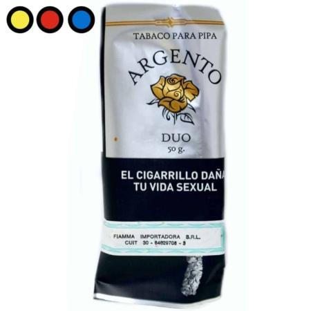 tabaco para pipa argento duo al mejor precio