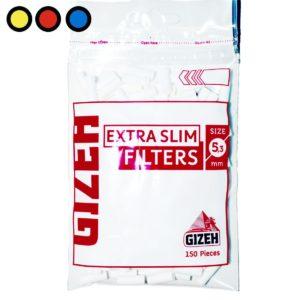 filtros gizeh extra slim precios por mayor