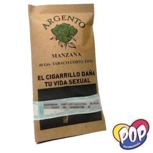 Tabaco Argento Manzana