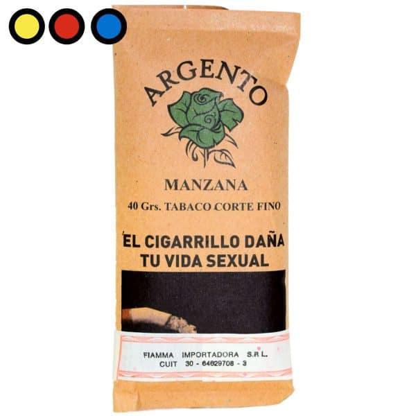 tabaco argento manzana venta online