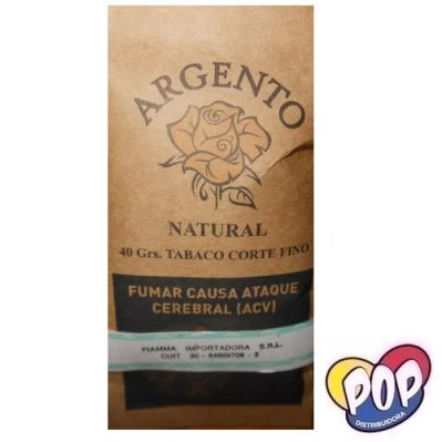 Tabaco Argento Natural