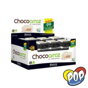 chocoarroz gallo alfajor blanco