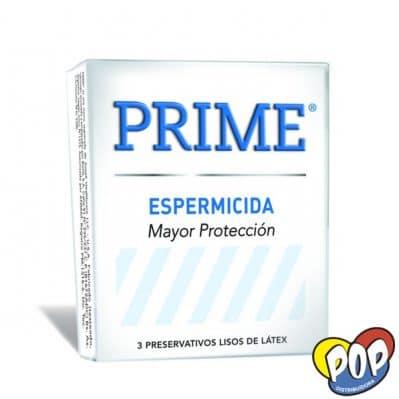 prime espermicida preservativos por mayor