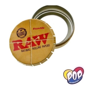 Pop Up Tin Raw