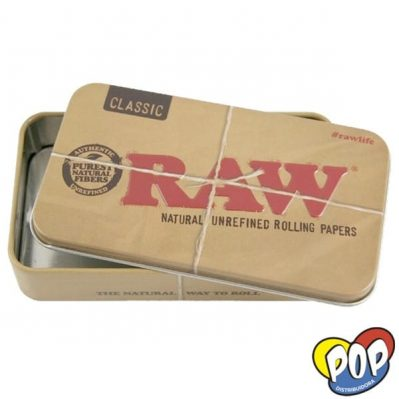 raw cigarrera metal parafernalia mayorista