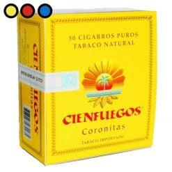 cigarros cienfuegos coronitas precios mayoristas
