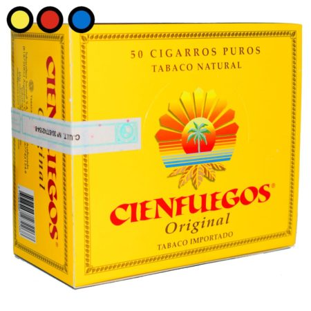 cigarros cienfuegos original precios