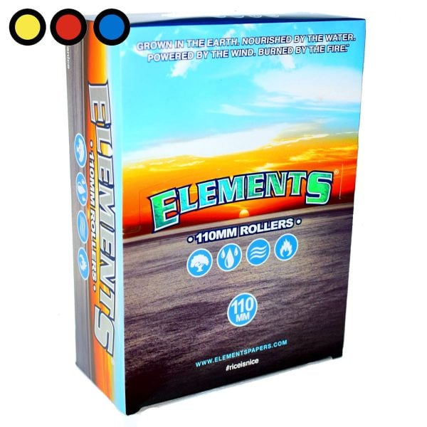 maquina elements king size cigarrillos