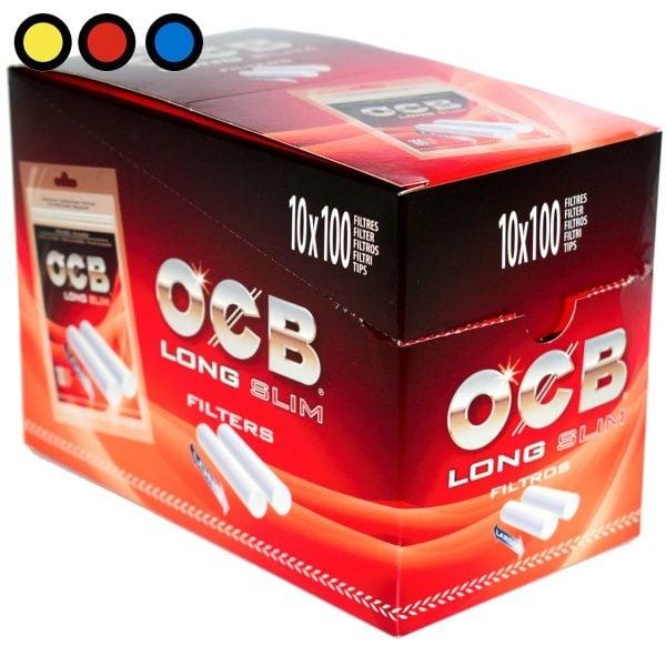 ocb filtros slim ing precio mayorista