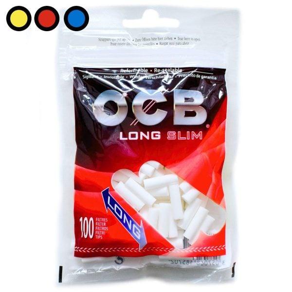 ocb filtros slim long precio mayorista