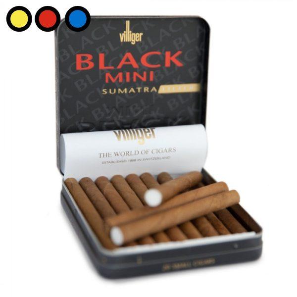 cigarro villiger black mini growshop