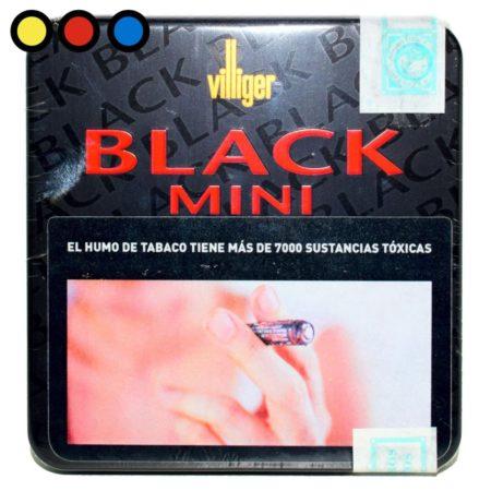 cigarro villiger black mini oferta