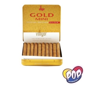 Cigarro Villiger Gold Mini