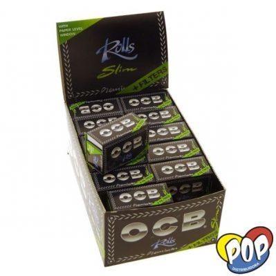 ocb rolls slim premium tips precios