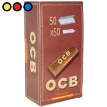 papel ocb no blanqueado 70mm precio