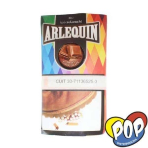 arlequin tabaco chocolate 30gr