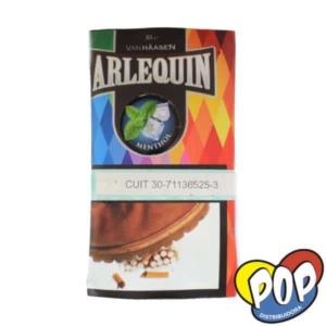 arlequin tabaco menthol 30gr