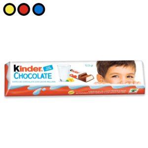 chocolate kinder barra venta online