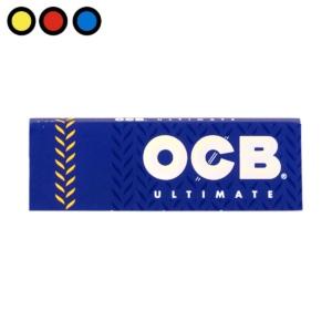 papel ocb ultimate distribuidor grow shop