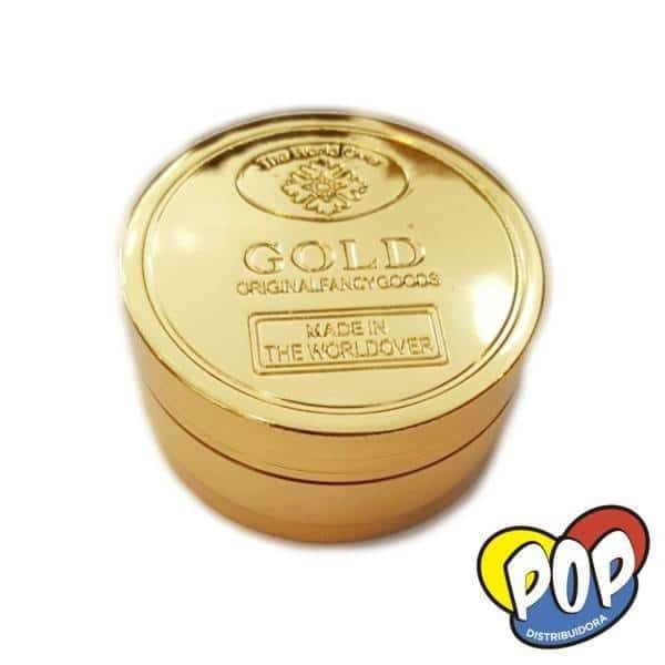 picador metalico 3 partes gold