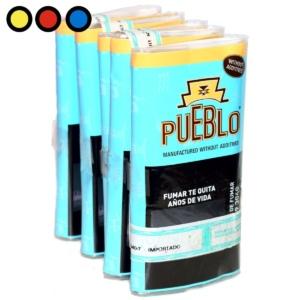 pueblo azul tabaco precios online