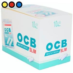 filtros ocb slim enthol precio online
