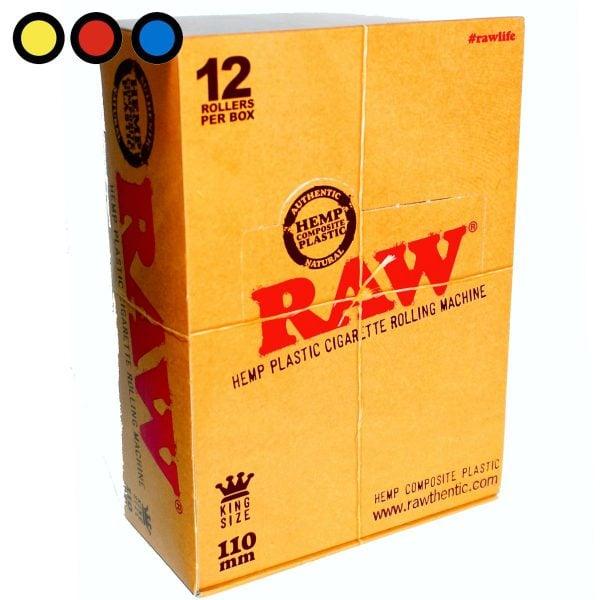 maquina raw king size