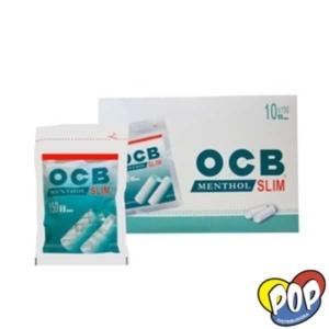 ocb filtros menthol slim mayorista grow shop