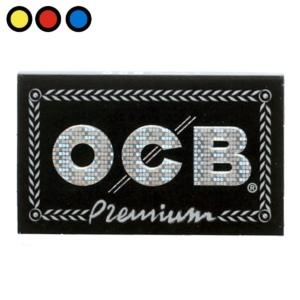 papel ocb premium negro doble librito precios online