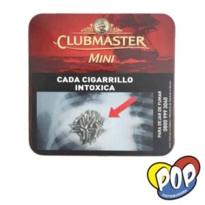 clubmaster mini vainilla cigarro 20u