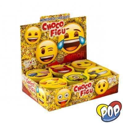 felfort moneditas emoji chocolates