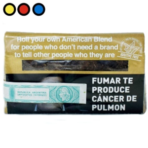 mac baren tabaco american sin aditivos