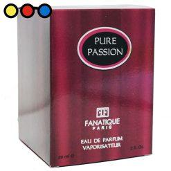 perfume fanatique paris pure passion venta online