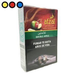 tabaco afzal double apple oferta