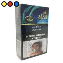 tabaco afzal chocomint oferta