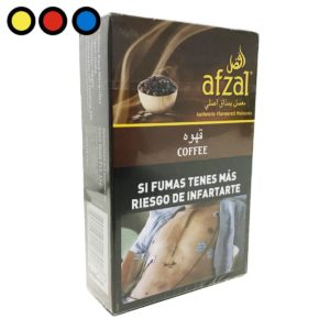 tabaco afzal narguile coffee